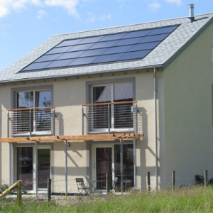 certified passivhaus project