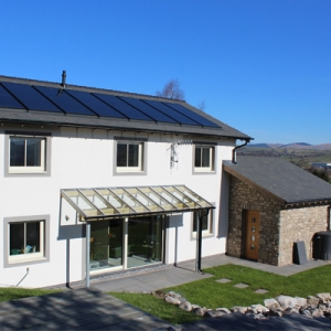 Kendal Certified Passivhaus Project Cumbria