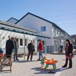 passivhaus community architecture