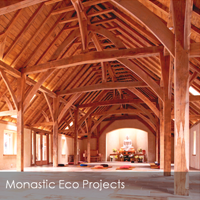 ecological architects projects link