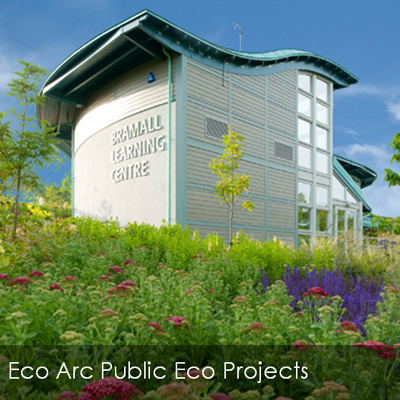 eco house design projects link