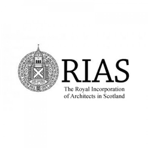 Royal Incorporation of Architects in Scotland member logo