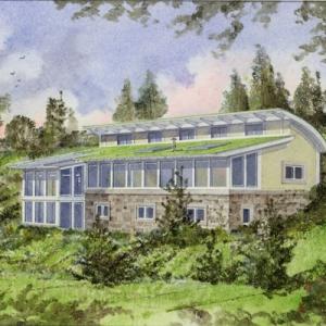 Abbott's Passive House Lancashire