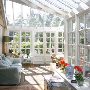 Beltingham House Conservatory, Northumberland
