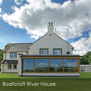 Boatcroft eco build