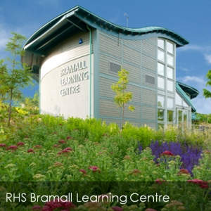 RHS Bramall Learning Centre eco build
