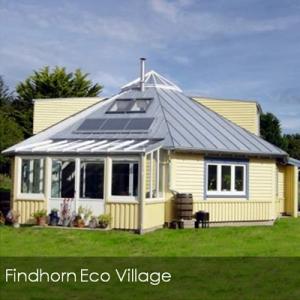 Findhorn Eco Village