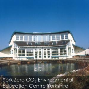 York passivhaus environmental education centre