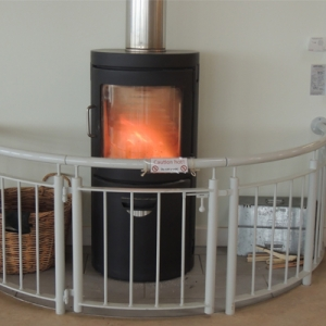 ecological heating system