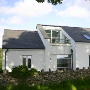 super insulated passive house