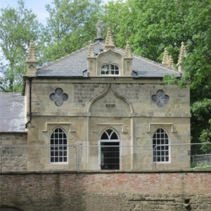 Grade 2 listed 18th century watermill