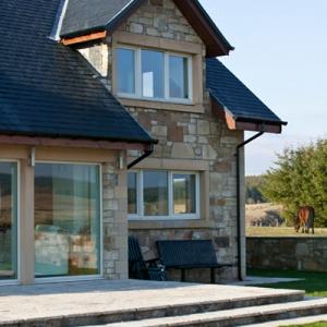 Lanarkshire Carbon Neutral Eco House