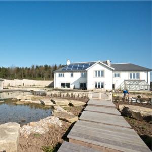 Little Susacres Eco House built To Passive House standards:
