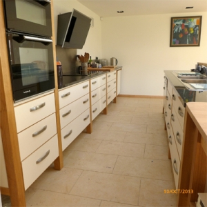 passive house kitchen