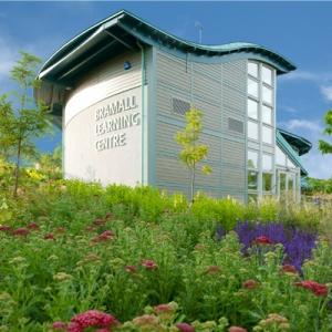 The Royal Horticultural Society's New Bramall Eco Learning Centre