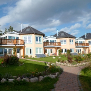 eco cohousing project: