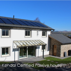 Kendal certified passive house