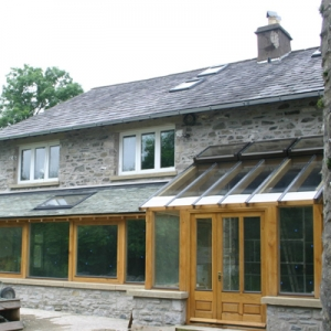 Old Bank Mill Eco Renovation Cumbria