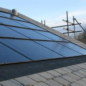 passivhaus solar panels