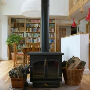 low energy eco house