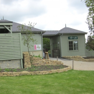 Royal Horticultural Society Ticket Pavilion Harlow Carr Yorkshire
