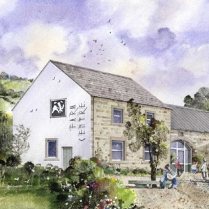 Stirley Farm Passive House EnerPHit Barn Conversion Yorkshire Wildlife Trust