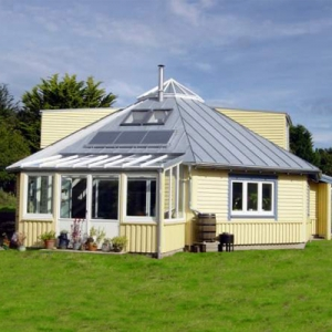 Findhorn Eco architecture
