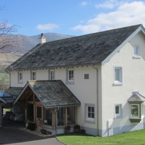 Basenthwaite Eco House Lake District National Park