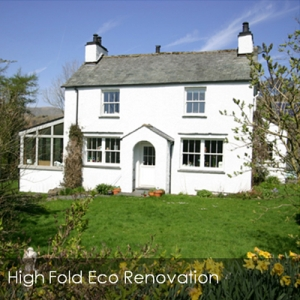 High Fold eco renovation