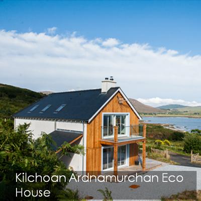 Kichoan Ardnamurchan eco house