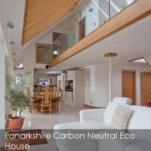 Lanarkshire passive house