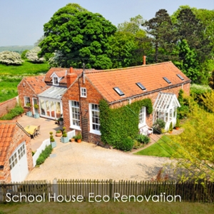 school house eco renovation