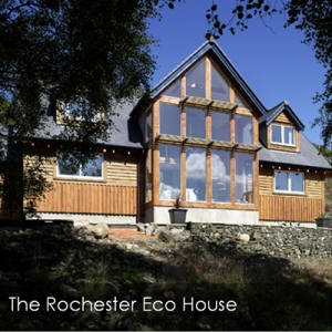 The Rochester eco house