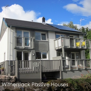 Witherslack passive houses