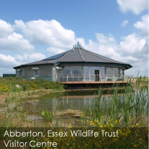 Abberton Wilslife Trust visitor centre