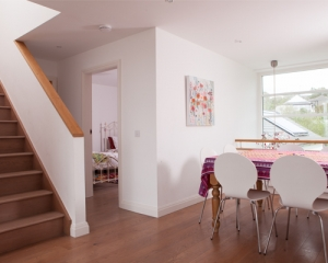 triple glazed passivhaus