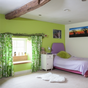 pasive house bedroom