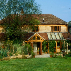 Permaculture Eco House Hampshire