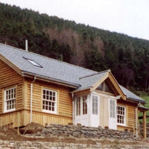 Ruthin Eco House North Wales