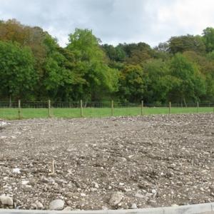 passivhaus plot in Cumbria