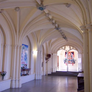 Conishead Priory Buddhist Centre Ulverston, Cumbria
