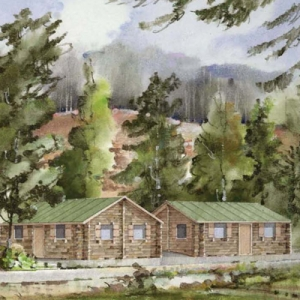 Dalmochie Eco Project- Deeside Scotland Cairngorms National Park
