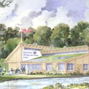 Ingrebourne Valley Heritage Centre Essex for The Essex Wildlife Trust