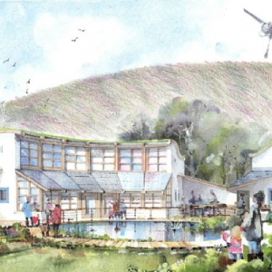 Wales National Environmental Discovery Centre Port Talbot